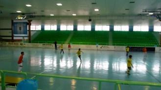 Almuñécar Spain - Sports Pavillion