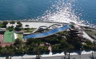 Almuñécar - Waterpark Aquarius