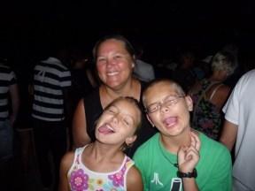 Festival in Almuñécar - Fireworks Aug 15 Living in Spain for 1 year
