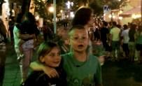 Festival in Lanjarón Spain - Water Fight Festival del Aqua y Jamon