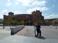 Madrid Spain - Bull Ring