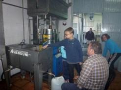 Otivar Spain Olive Oil Press
