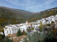 The Village of Pampaneira