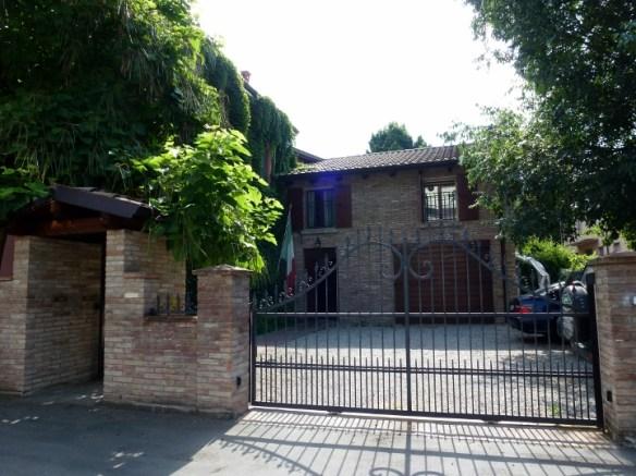 Reggio Emilia, Italy - La Casa del Barone Apartment