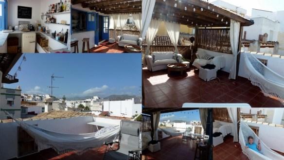 B&B Casa 9 Almunecar Roof Top Terrace