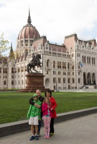 House of Parliament Budapest Hungary