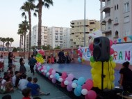 Talent Contest Last Day of School Almunecar Spain June 2014
