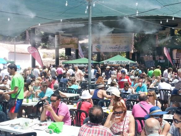 Feria Gastronómica de Almuñécar - Booths
