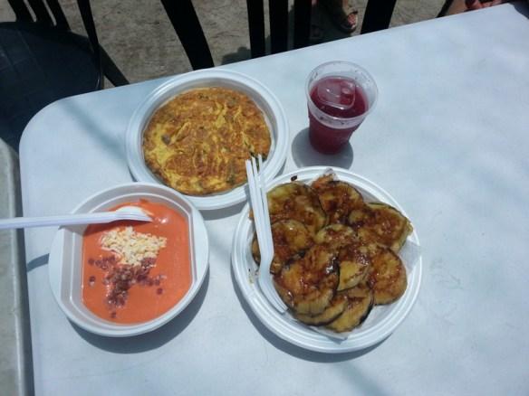 Feria Gastronómica de Almuñécar - Local Cuisine