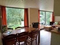 Center Parcs Het Meerdal Cottage Dining Room
