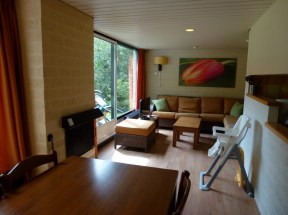 Center Parcs Het Meerdal Cottage Family Room