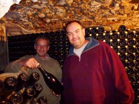 Champagne Couvent Lémery Private Cellar