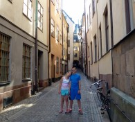 Loving the maze of old town