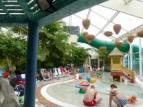 Sunparks kiddie pool