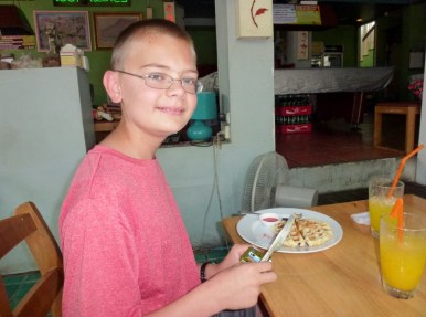 Waffle Breakfast Bangkok