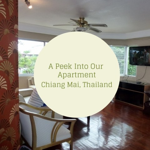 A Peek Into Our Chiang Mai Apartment