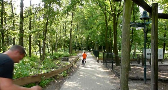 Center Parcs De Eemhof Bike Trails