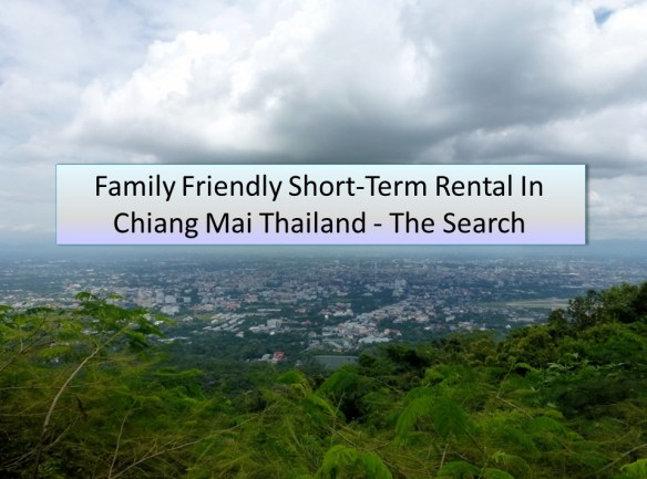 Rental in Chiang Mai Thailand
