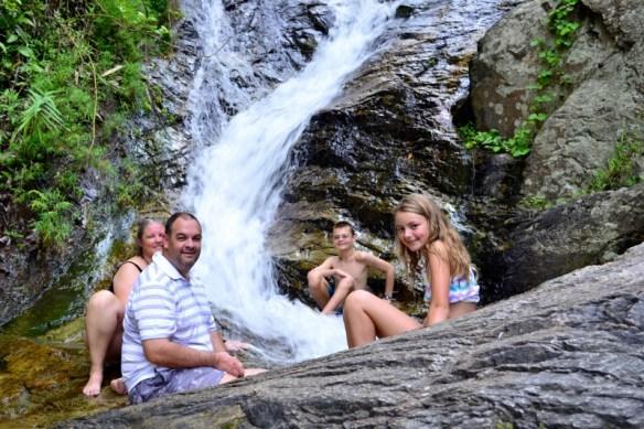 Wagoners Abroad Huay Kaew Waterfalls Chiang Mai Thailand