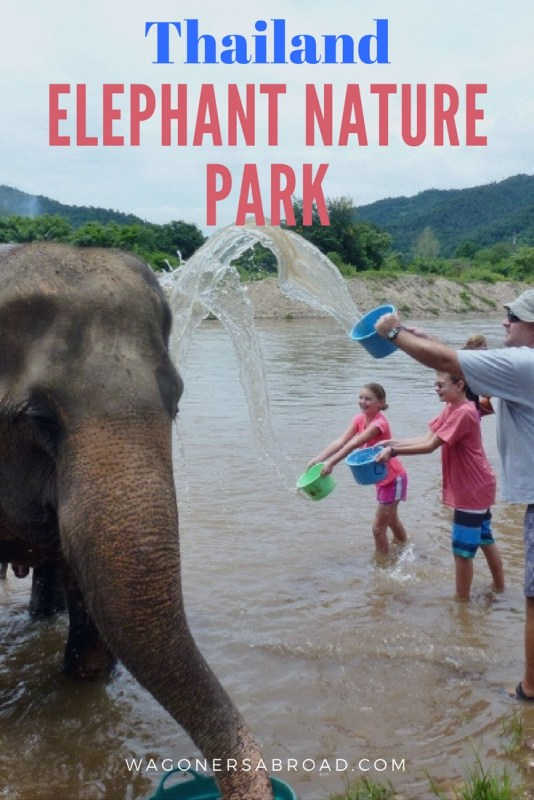 If you want to experience a Magical Day, You must visit Elephant Nature Park - Chiang Mai, Thailand. It will be a day to remember forever! Read more on WagonersAbroad.com