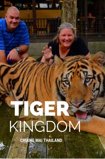 Tiuger Kingdom Chiang Mai
