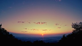 Doi Suthep Chiang Mai Sunrise