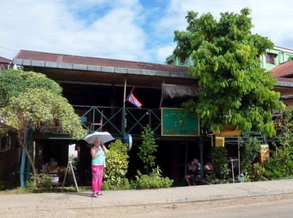 Gma Bev Vang Vieng Laos