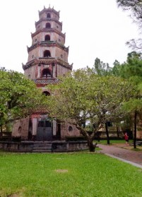 Hue Day Tour Pine Forest, Pagoda, Perfume River