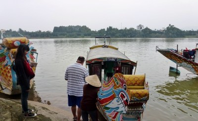 Perfume River Boat