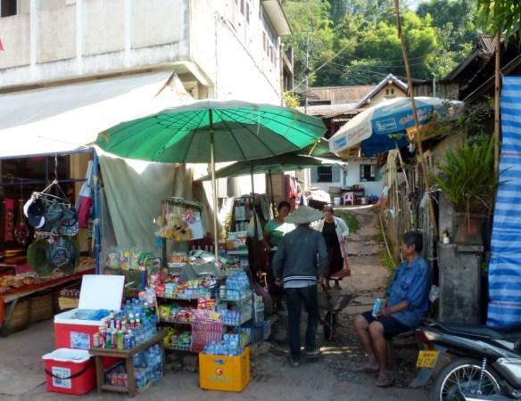 Luang Prabang Around Town