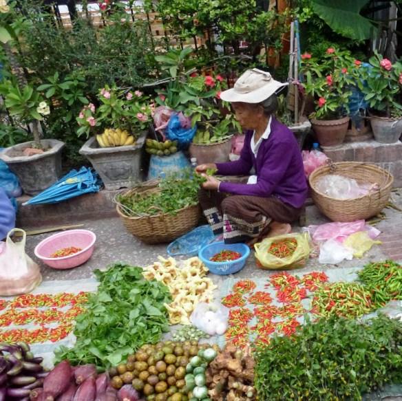Luang Prabang Morning