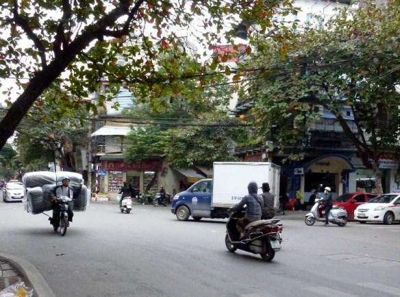 Scooting Around Hanoi (3)