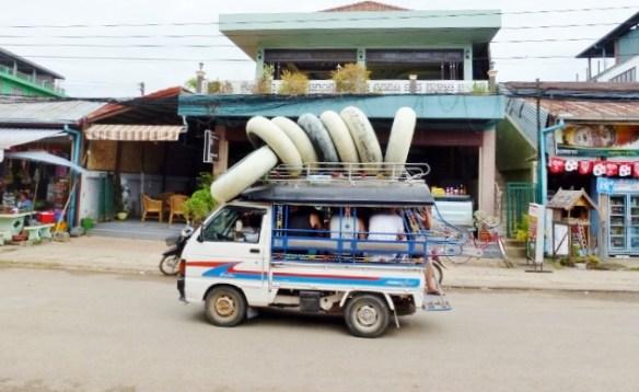 Tubing Taxi