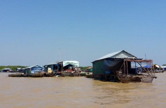 Floating villages Siem Reap (1)