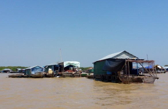 Floating villages Siem Reap (1)