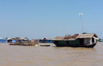 Floating villages Siem Reap