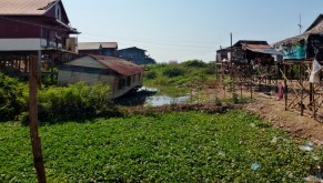 Tara Riverboat Chong Khneas Village (1)
