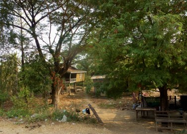 Bamboo Train Battambang Cambodia - the village at the end of the line (4)