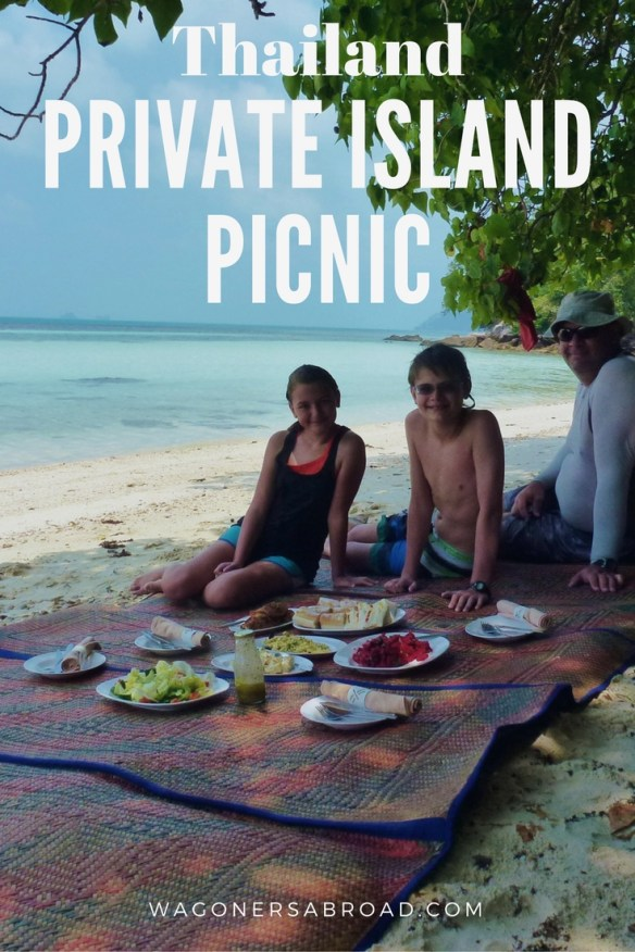 If you want an experience to remember, come to Koh Samui and have a private day out for a picnic. We had an amazing day with Island Gem Picnic. Read more on WagonersAbroad.com