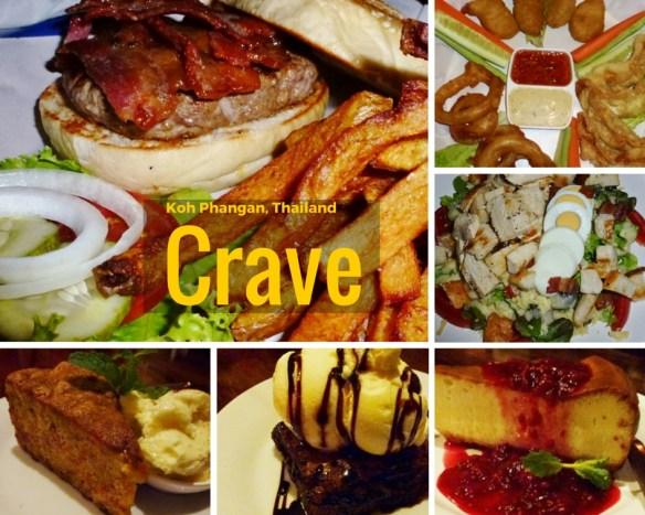 Crave - Koh Phangan Thailand