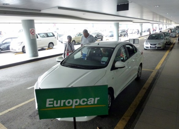 EuropCar Penang walk through