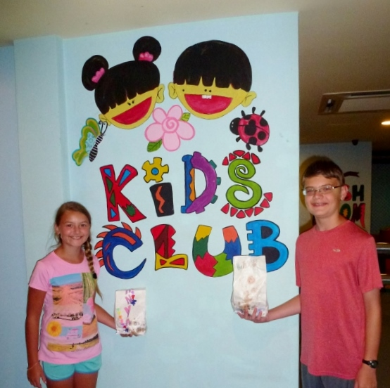 Kids Club Golden Sands Resort
