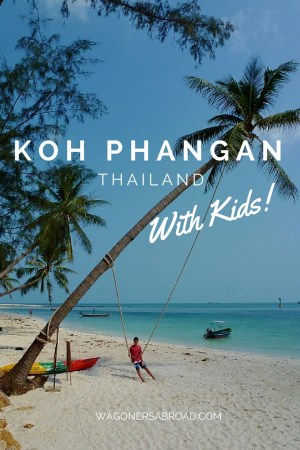 Looking for a fun day on Koh Phangan? Give yourself a Scooter Day! I love these. Any chance to get on two wheels and zip around is A-OK with me.  Read more on WagonersAbroad.com