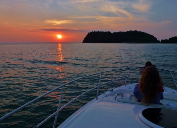 Sunset Dinner Cruise with Naam Adventure Langkawi Malaysia