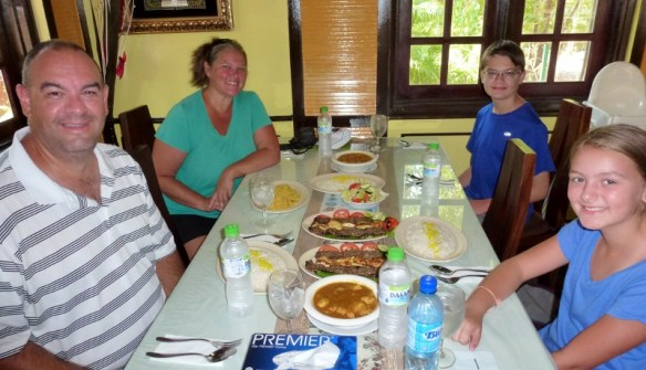 Wagoners Abroad at Laila Kebab House Langkawi - Oriental Village