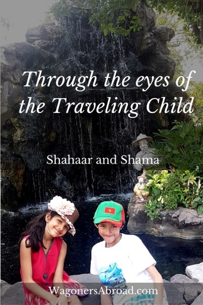 Wagoners Abroad Interview Series - Through the eyes of a traveling child. The Selim family Raasta-Shahaar and Shama