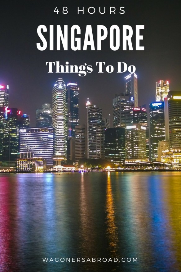Just 48 hours in Singapore, so what can you do with kids? Things to do in Singapore with limited time, perfect for your Singapore itinerary 3 days or less. Read more on WagonersAbroad.com