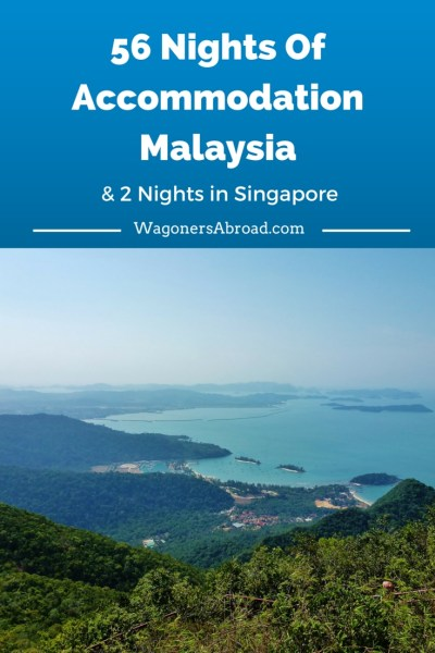 See where we recommend for your Malaysia accommodation, including Kuala Lumpur, Penang, Langkawi, Johor Bahru and more! We share it all, the good, bad and meh! Read more on WagonersAbroad.com