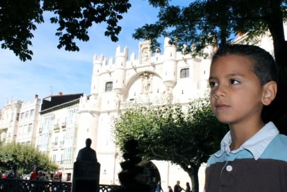 Benjamin Kantor Family in Spain