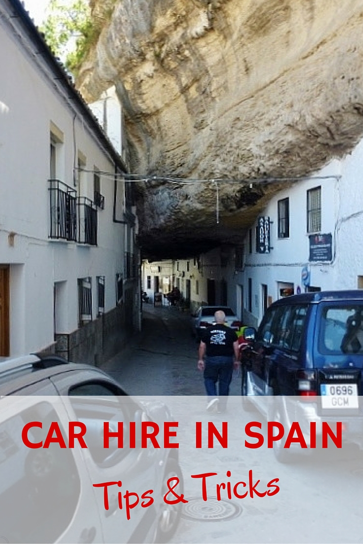 9 Useful Tips For Renting A Car In Spain